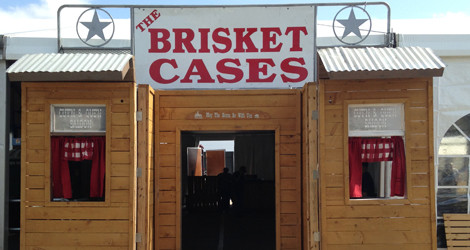 Brisket Cases 2015 HLSR World's Champion BBQ Contest